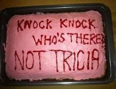 Image result for funny going away cakes