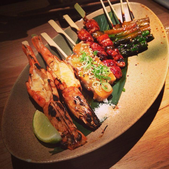 Dozo sushi in London, Greater London