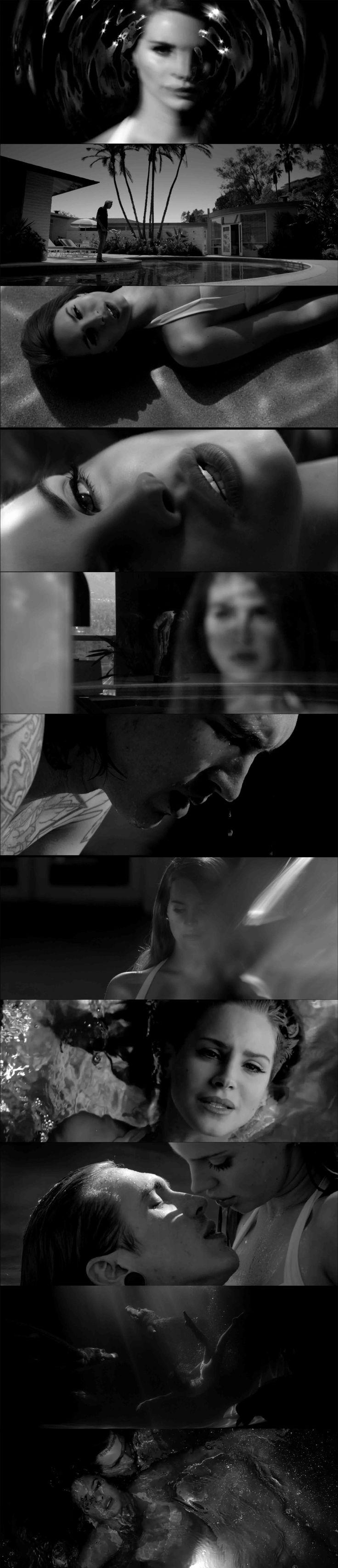 Lana Del Rey's 'Blue Jeans' Music Video, Cinematography by Rodrigo Prieto