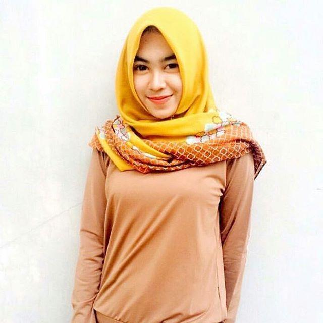 Beauty yellow  #classhijab #jilbab #jilboobs #jilboobssange #hijab #hijaboobs