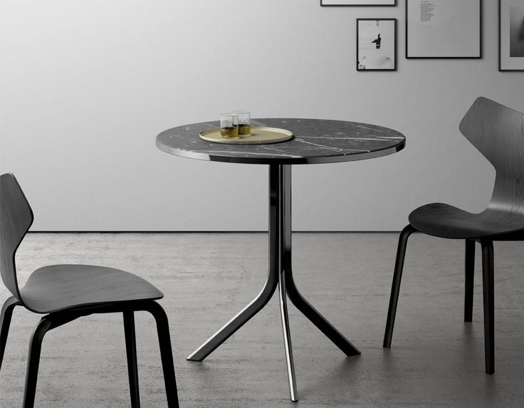 Bistro Is A Minimalist Design Created By France Based Designer Jean Louis  Iratzoki. The Marble Top Bistro Table Is A Classic Item Found In Cafés And  Bars In ...