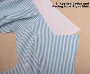 """Sewing Tutorials and Shirt Designs by Pamela Erny.   Featuring tailored ~Off The Cuff~ Menswear Shirts, Clothes for Children, and other Fashion Apparel...plus """"How To"""" Sewing Tutorials, Sewing and Design Tips, Sewing Techniques, and more."""