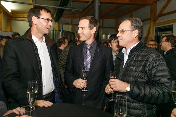 Vorarlberg: Treffpunkt Martini: Wallner begrüßte zu 5. Auflage im Heurigen Möth
