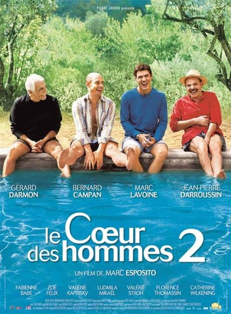 Le cœur des hommes 2 (2007) - Marc Esposito - Bernard Campan, Gérard Darmon