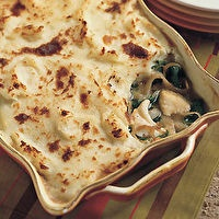 Halibut Pot Pie with Mashed Potato Crust | Winter Menus + Recipes | P ...
