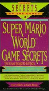 Super Mario World Game Secrets - Prima's Secrets of the Games Book