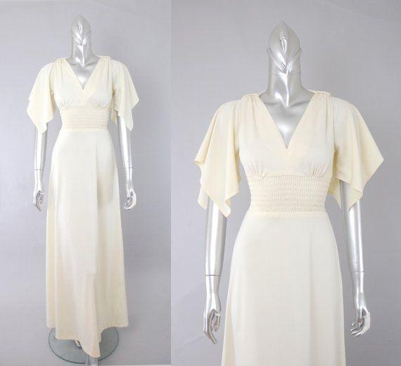 Lola Falana goddess gown | vintage grecian dress | vintage 70s maxi dress