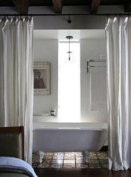 rod & curtain