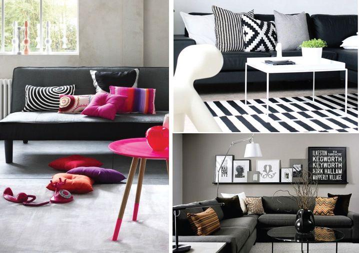d co salon avec canape d 39 angle. Black Bedroom Furniture Sets. Home Design Ideas