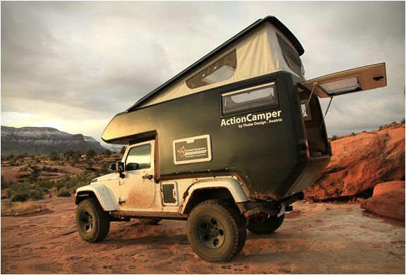 JEEP ACTION CAMPER >>> love it!