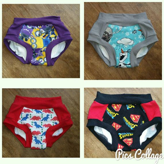 Check out this item in my Etsy shop https://www.etsy.com/ca/listing/267288202/potty-training-pants-sizes-12m-to-12
