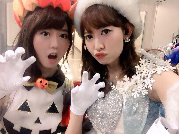 Kojima Haruna & Minegishi Minami