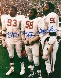 Selmon Brothers - Sooner Trio - The most famous set of brothers in OU history...