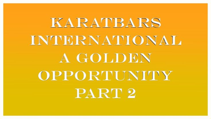 karatbars international gold opportunity - 736×414
