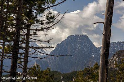 Mt Trapezitsa, north Pindus, Greece