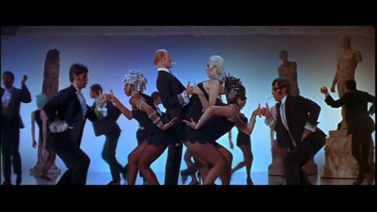 "oh my god i LOVE bob fosse!!!!!!!!! <3 <3 <3  so so so cool  BOB FOSSE choreography - "" The Rich Man's Frug """