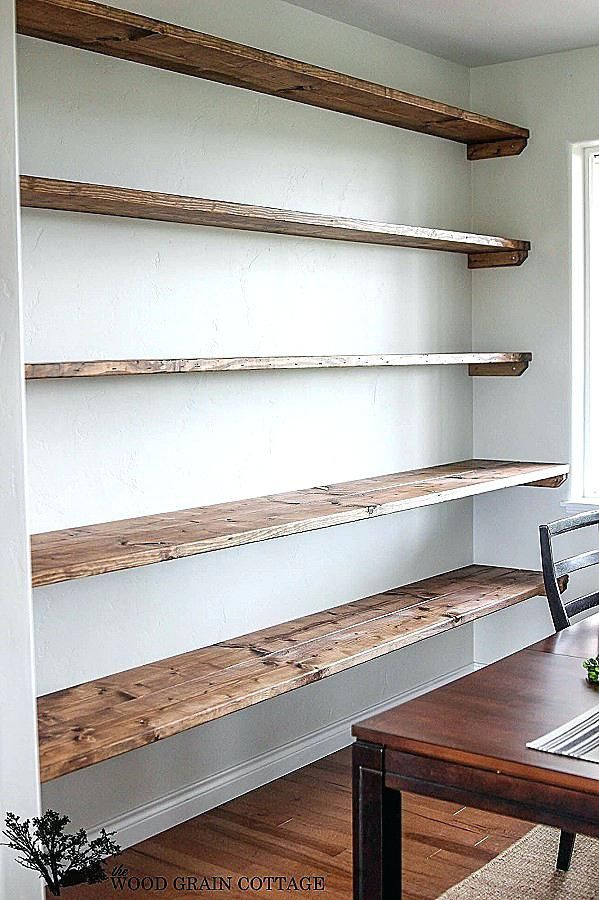 Thick Floating Shelves Awesome Wall Shelving Inspirational Pipe High Beauteous Thick Floating Wall Shelves