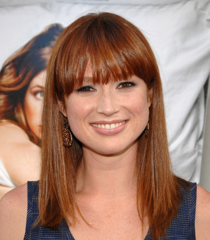 Ellie Kemper Might Need To Steal Her Hair Color Cute