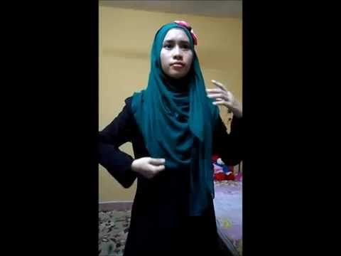 how to style your bawal scarves like a shawl