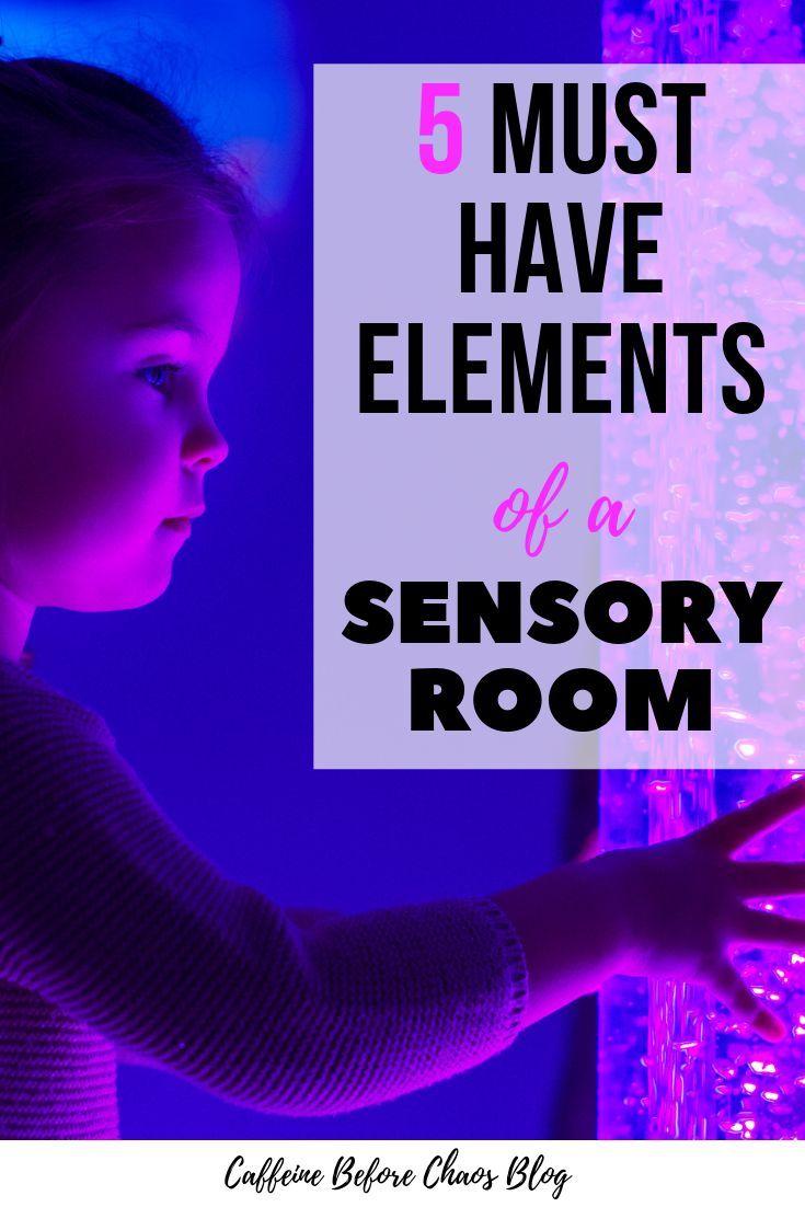 Sensory Integration Room Design: 5 Must Have Elements In A Sensory Room