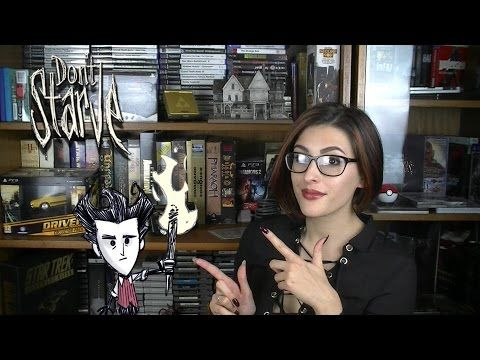 Let's relax with Pyrit~ Don't Starve ~ WiiU ~ Indie game & my favourite survival ~ alternative - YouTube