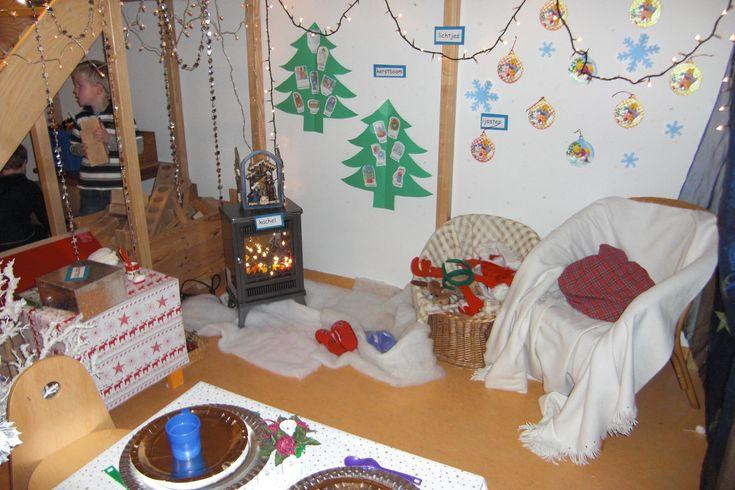 kerst in de huishoek