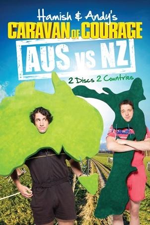 Hamish & Andy Caravan of Courage Australia Vs NZ ... Hilarious!