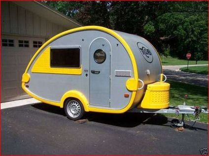 10500 TEARDROP CAMPER TRAILER T