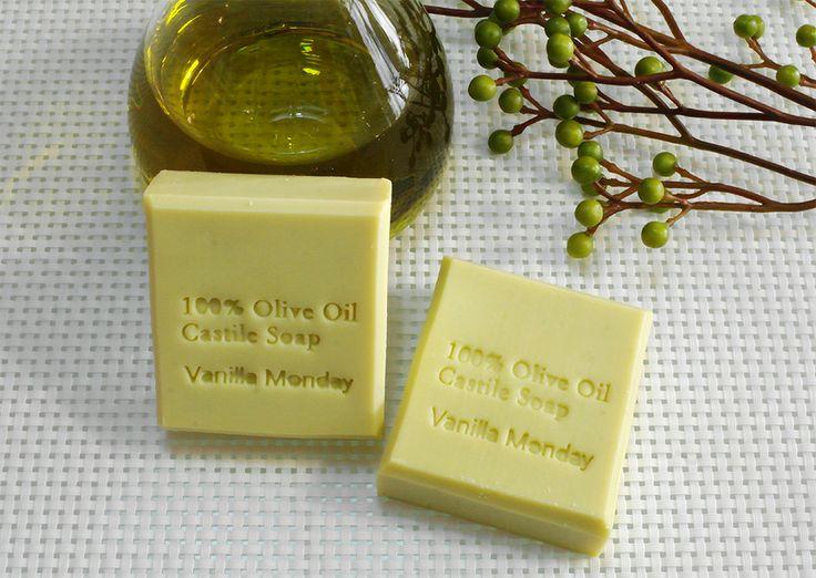 Denna tvål är gjord på ekologisk kallpressad olivolja (extra virgin) med eteriska oljor av mycket hög kvalitet. Olivoljan innehåller mycket omättade fettsyror och E-vitamin som gör huden frisk, stark och håller den fuktig. Olive Castile är bra för dig med mycket torr hud, känslig hud och även för barn i alla åldrar!