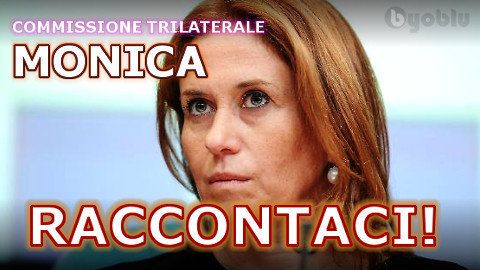 Petizione · Monica Maggioni: Monica, raccontaci cosa avete detto alla Trilaterale di Roma. · Change.org