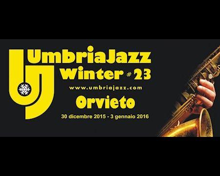 Dal 30 dicembre al 3 gennaio ad #Orvieto è in programma la 23esima edizione di Umbria Jazz Winter, la versione invernale del celebre festival.