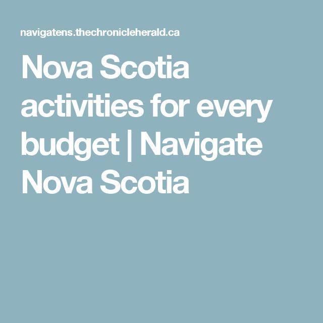 Nova Scotia activities for every budget | Navigate Nova Scotia