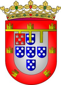 armas de D. Dinis de Santa Maria