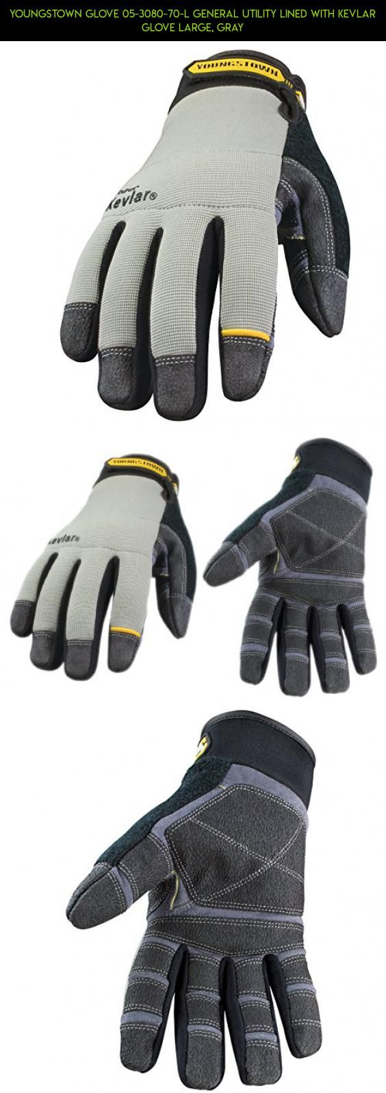 Youngstown Glove 05-3080-70-L General Utility Lined with KEVLAR Glove Large, Gray #tech #products #gadgets #shopping #racing #plans #kit #camera #wide #parts #technology #storage #9 #drone #fpv