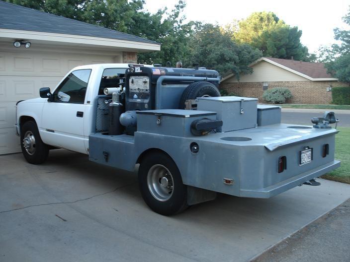74 best service truck ideas images on Pinterest | Welding trucks ...