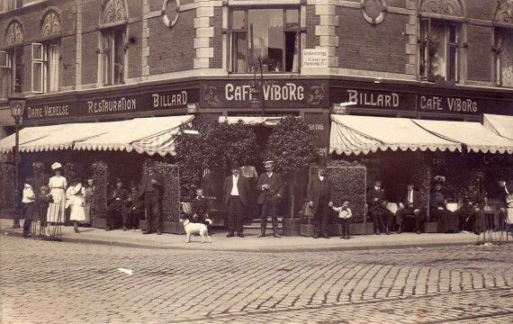 Istedgade - Enghave Plads 1910