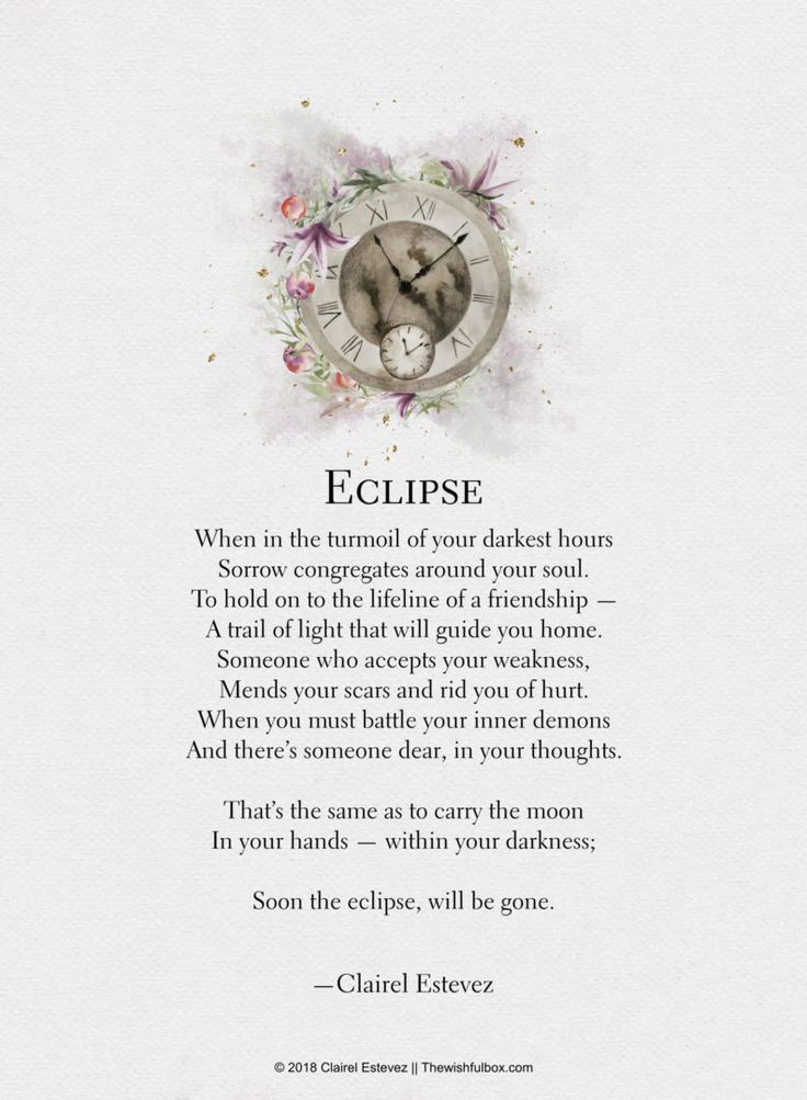 Eclipse. Beautiful friendship poem, poems, words, poetry, friends and valentines day quotes; finding light.      #love #clairelestevez #writer #poet #poetry #poem #poems #loveislove #beautiful #friendship #quote #quotes #quotesandsayings #eclipse #words #poets #writers #lovequotes #friends #lovepoem #lovepoetry #lovequote #frienshipgoals #relationshipgoals #relationships #literature #books