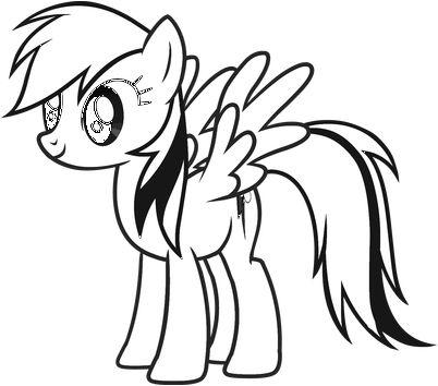 My Little Pony Desenhos para imprimir colorir e pintar » Desenhos ...