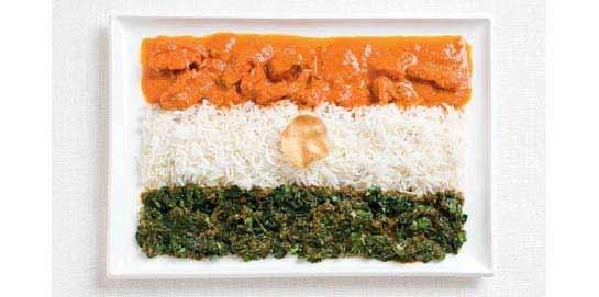 India Flag Masala