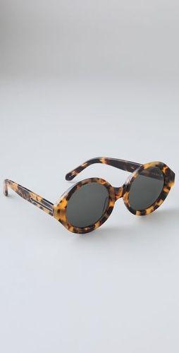 Karen Walker Number Six Sunglasses $180
