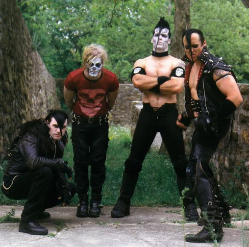 Misfits  liked it when Michael Graves was the frontman!