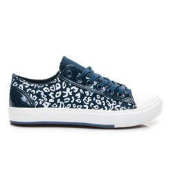 TRAMPKI DARK BLUE SPECKLES http://cosmopolitus.eu/product-pol-43225-TRAMPKI-DARK-BLUE-SPECKLES.html #tenisowki #trampki #damskie #sneakersy #slipon #adidasy #nike #sportowe