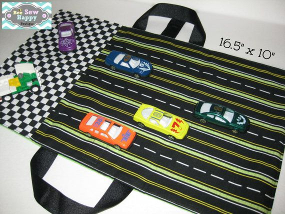 Sew A Toy Car Holder : Ideas about matchbox car storage on pinterest toy