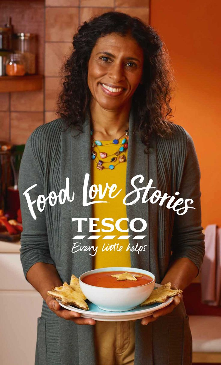 Recreate 'Nana's' magic soup from our Food Love Story. When her grandson is poorly, she knows this warming, vegetarian recipe with magic star croutons will help him feel better! | Tesco