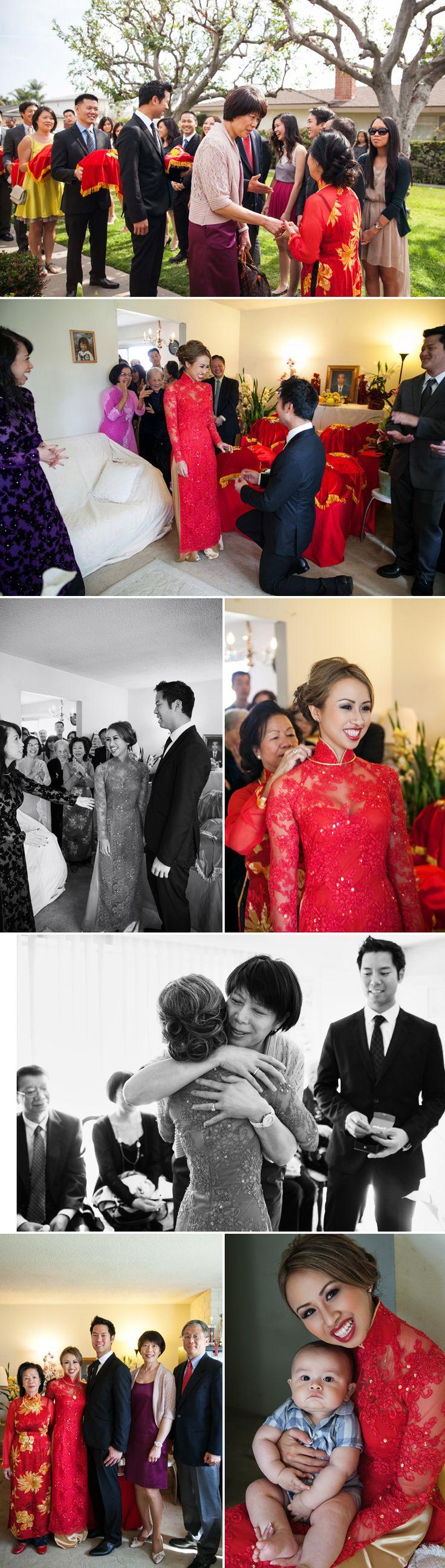 JASON + KIM LE — Our Dam Hoi by Kim Le Last Sunday we had our...