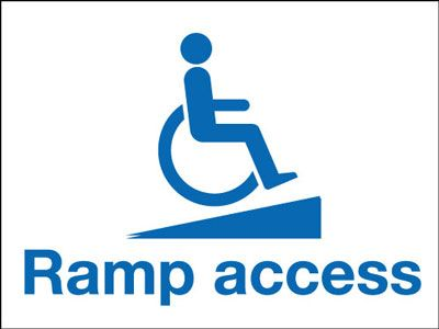 ramp access in los angeles