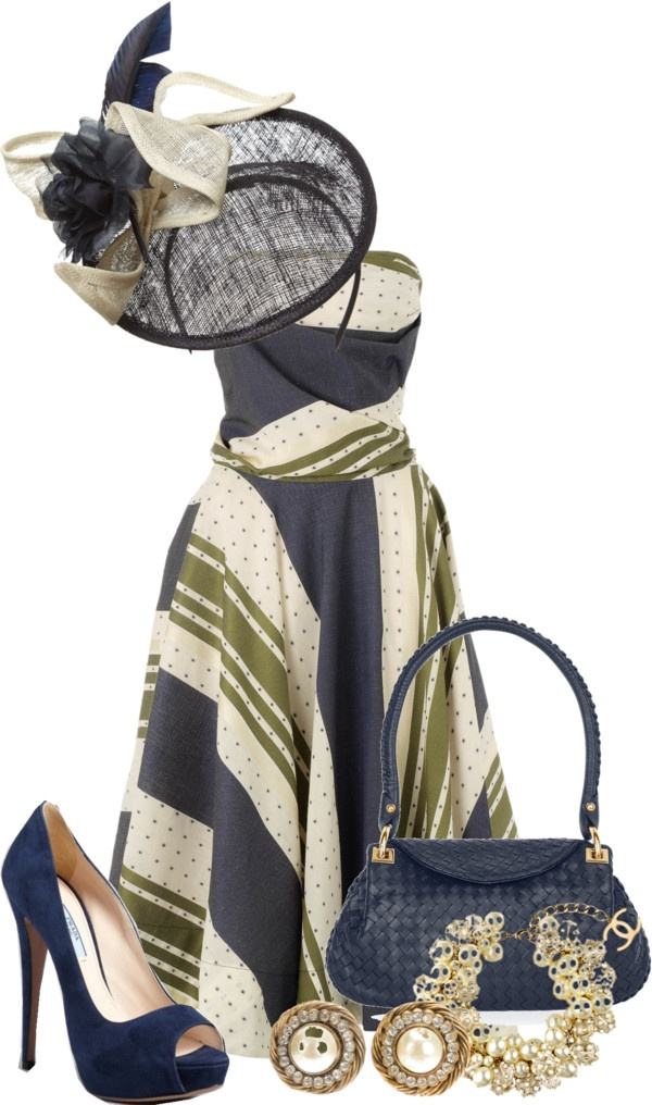 """Kentucky Derby"" by gangdise on Polyvore"