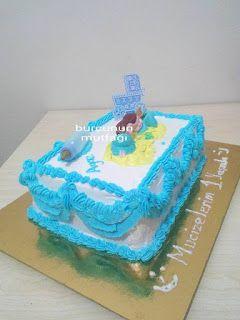Antalya Doğum Günü Pastası ve Kek: İkiz Bebek Doğum Günü Pastası Antalya