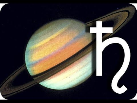 SATURN SIGN HOUSE 5 THOUGH 12 - YouTube