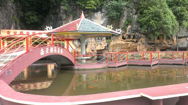 Chinese temple - Ipoh, Malaysia.